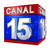Canal 15 / 100% Noticias